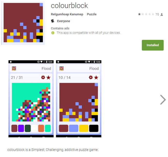 Colourblock